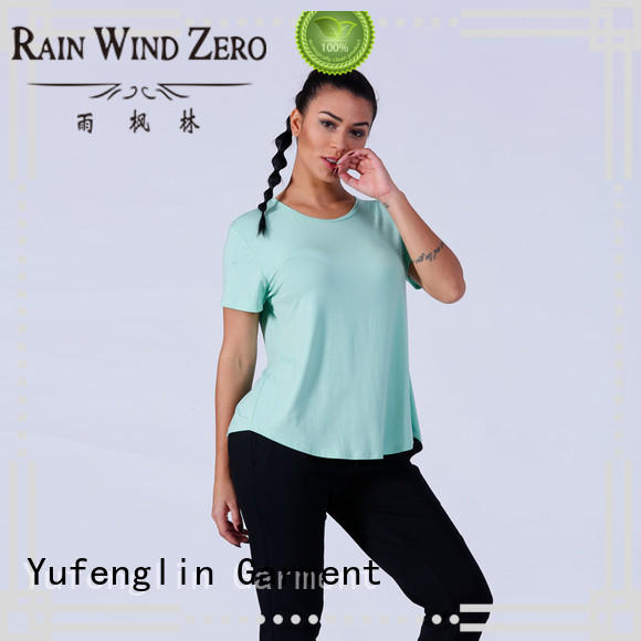 magnificent women's t shirts yfltp01 sporting-style yoga room