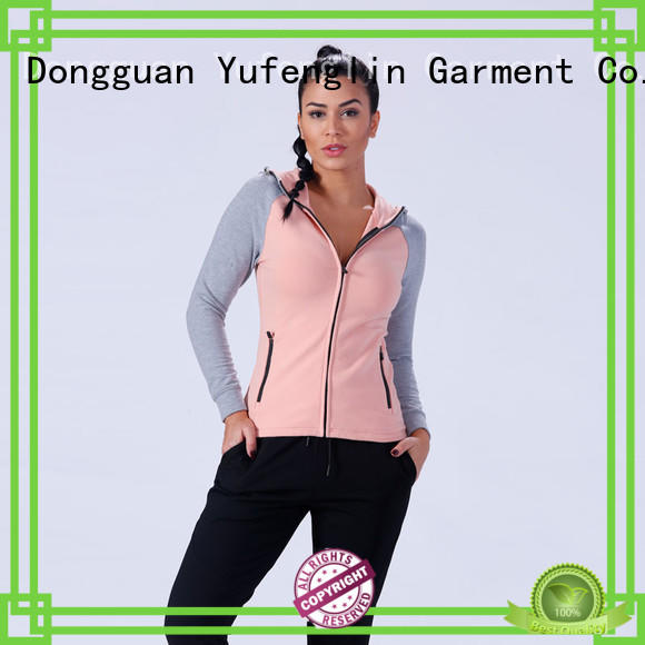 Yufengling womens hoodies and sweatshirts exercising workout