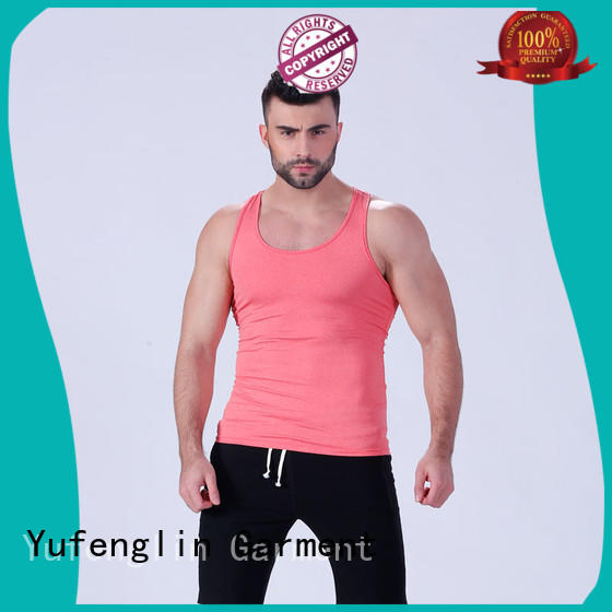 stringer bodybuilding tank tops sleeveless Yufengling