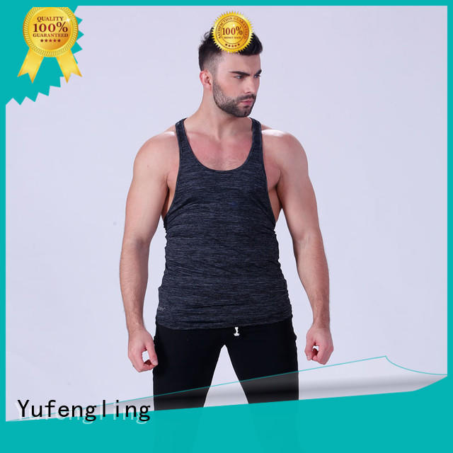 Yufengling magnificent bodybuilding tank tops wholesale gymnasium