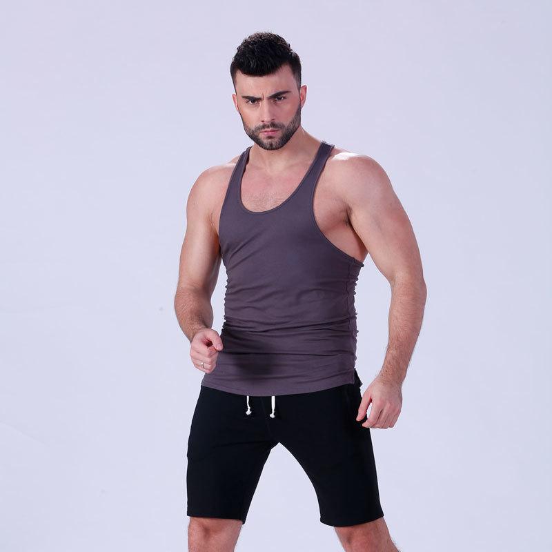 high quality men gym tank top YFLTKT04