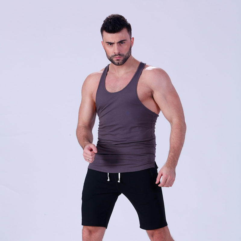 high quality men gym tank top YFLTKT04