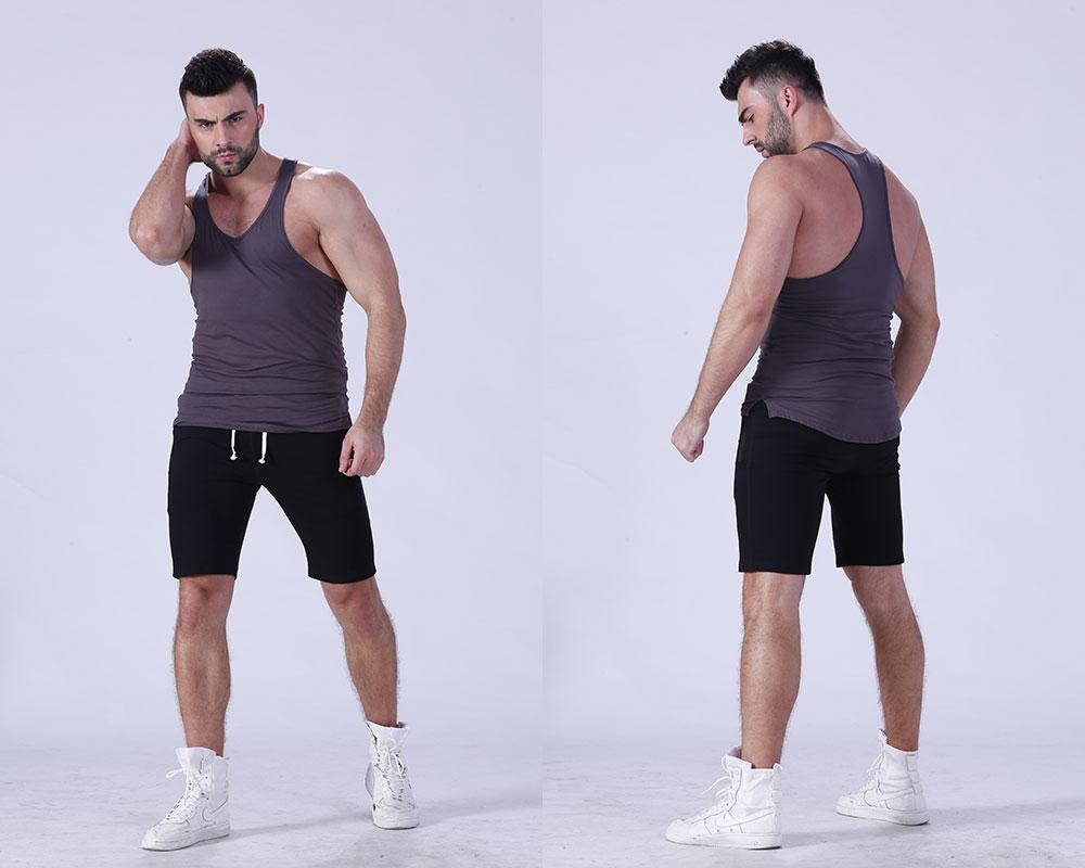 Yufengling fitness mens tank tops wholesale gymnasium-1