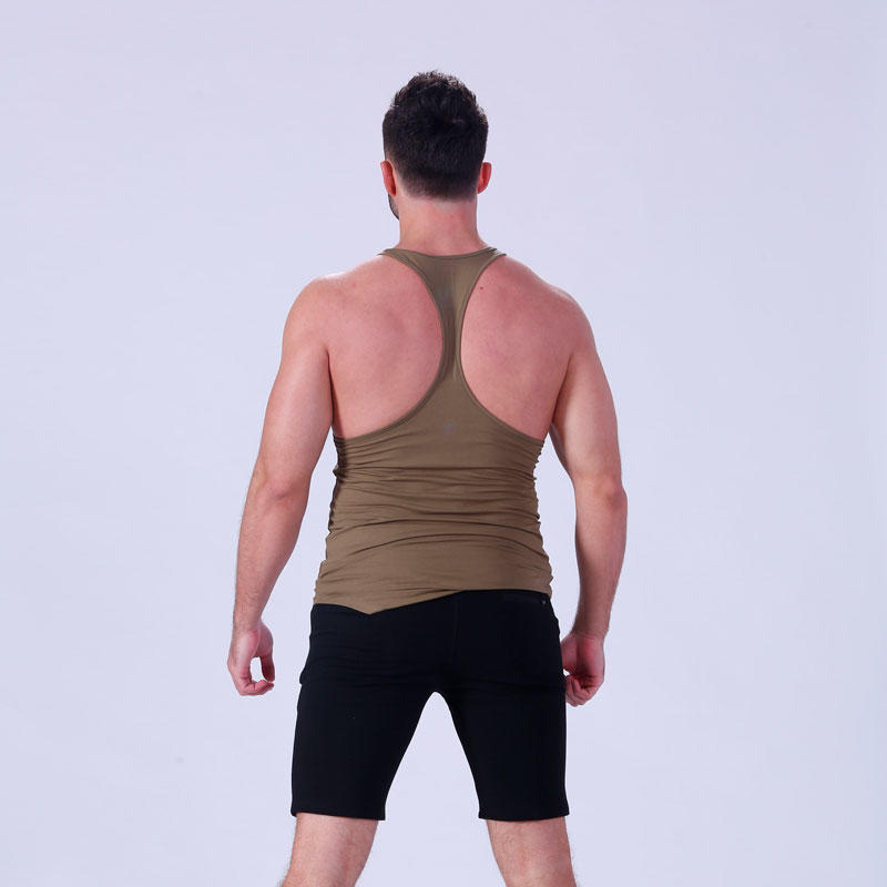 oem gym tank top wholesale exercise room Yufengling