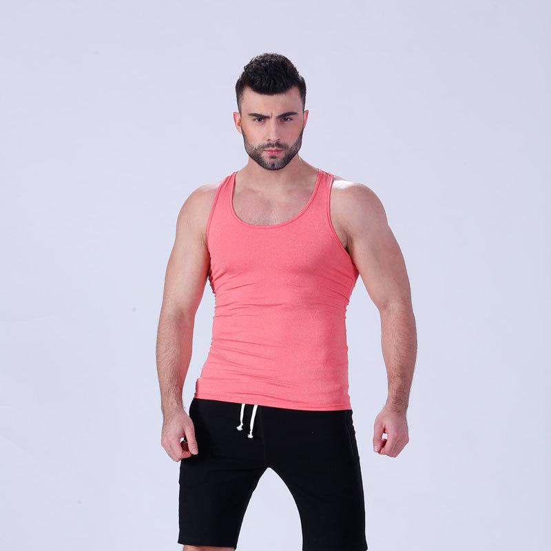 Custom Men Gym Fitness  tank top YFLTKT03