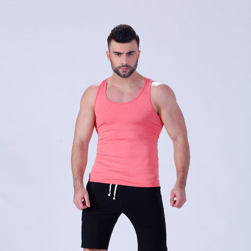 Custom Men Gym Fitness  tank top YFLTKT03