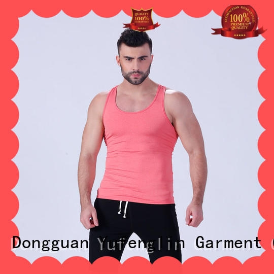 Yufengling muscle mens muscle tank sleeveless for training house