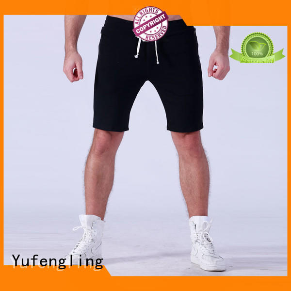 Yufengling stable gym shorts men owner in gym