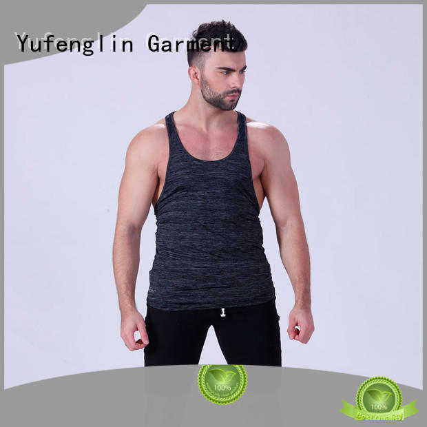 Yufengling newly muscle tank tops sleeveless gymnasium
