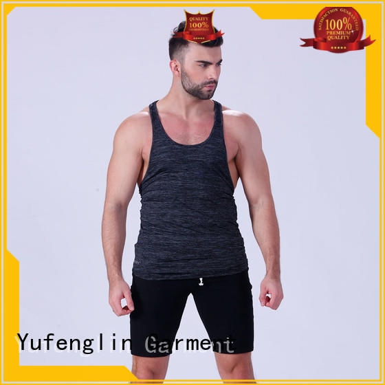 durable mens tank tops stringer casual-style fitness centre