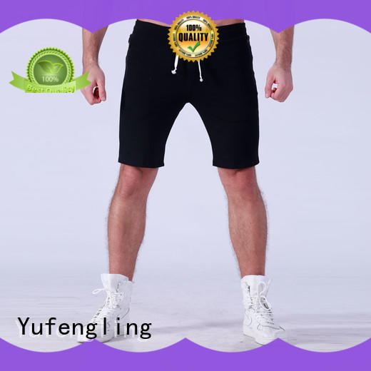 sport sports shorts for men in different color yoga room Yufengling
