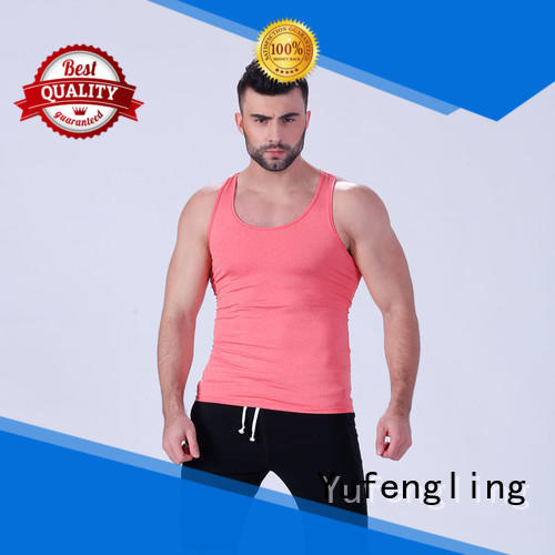 Yufengling hot-sale gym tank top sports-wear for trainning