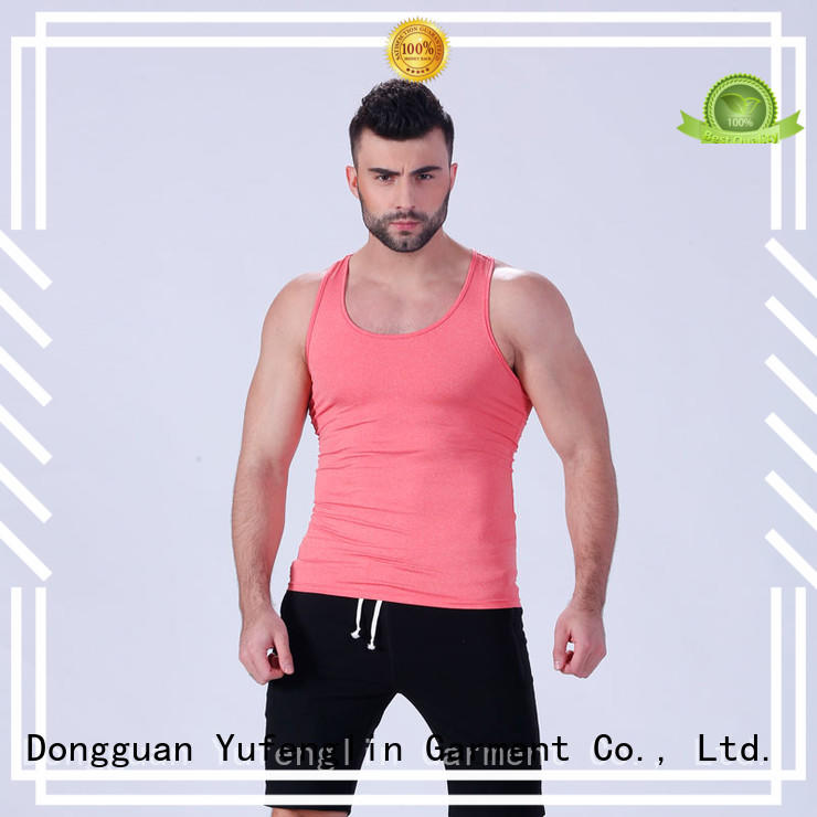 Yufengling lovely men stringer mens exercise room