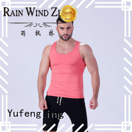 Yufengling awesome muscle tank tops fit for training house