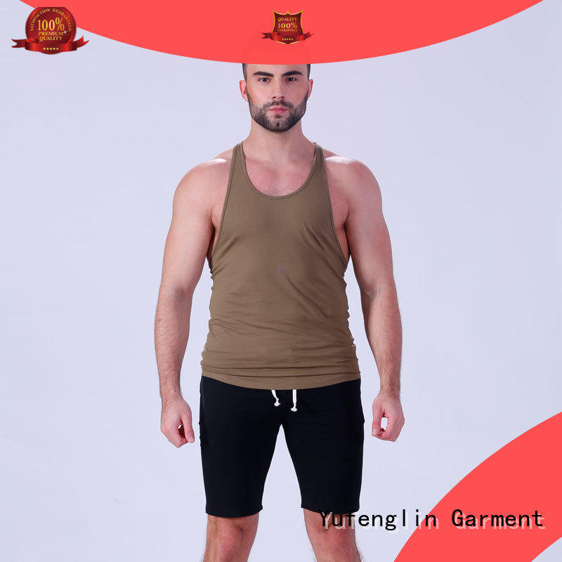 tank top fitness fitness for sports Yufengling