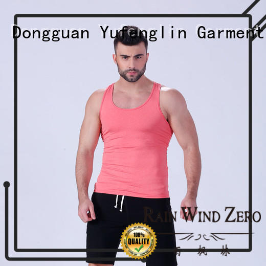 Yufengling new-arrival gym tank top wholesale yoga room