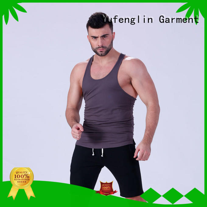 magnificent mens tank top tranning-wear in gym