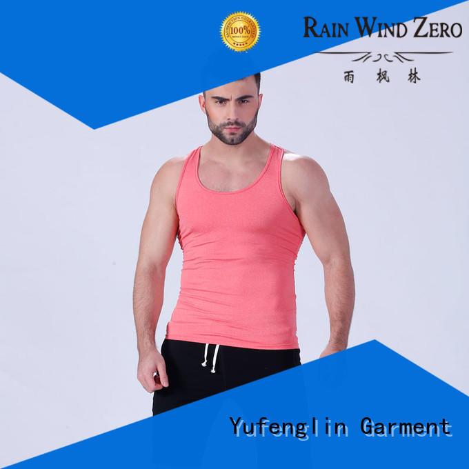 Yufengling newly custom tank tops fitness centre