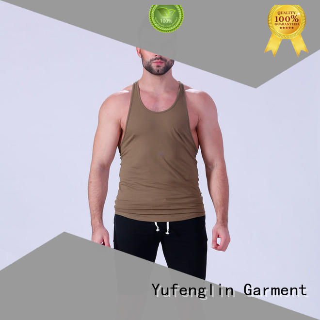 Yufengling lovely gym tank top sports-wear yoga room