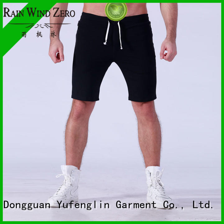 sale sports shorts for men in different color fitness centre Yufengling