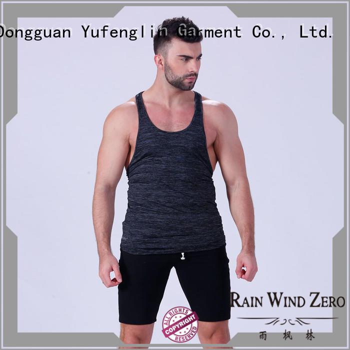 newly male tank tops quality sleeveless yoga room