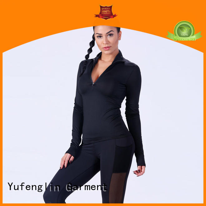 Yufengling stunning gym t shirts for ladies wholesale suitable style