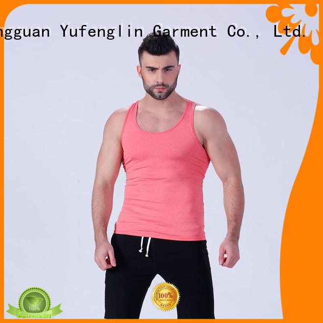 Yufengling fit mens muscle tank sleeveless for training house