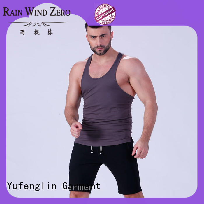 Yufengling stringer muscle tank tops sporting-style exercise room