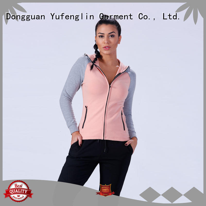 Yufengling inexpensive ladies hoodies for trainning