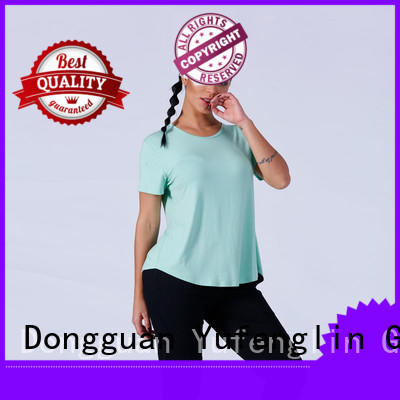 Yufengling  alluring women's t shirts wholesale suitable style