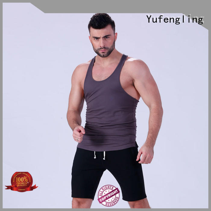 newly men singlet casual-style exercise room