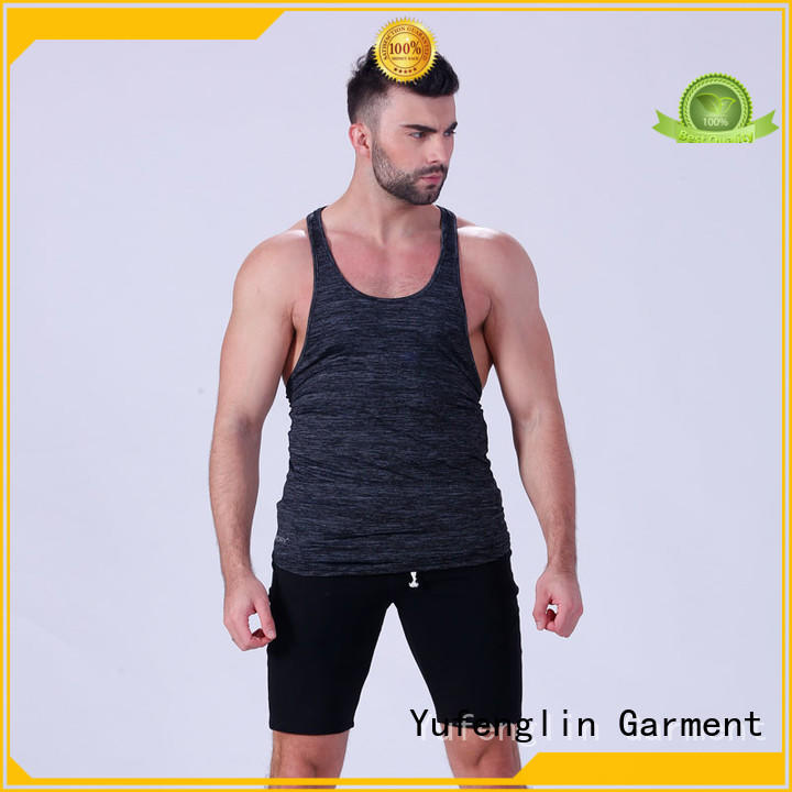 fit tank top fitness yoga room Yufengling