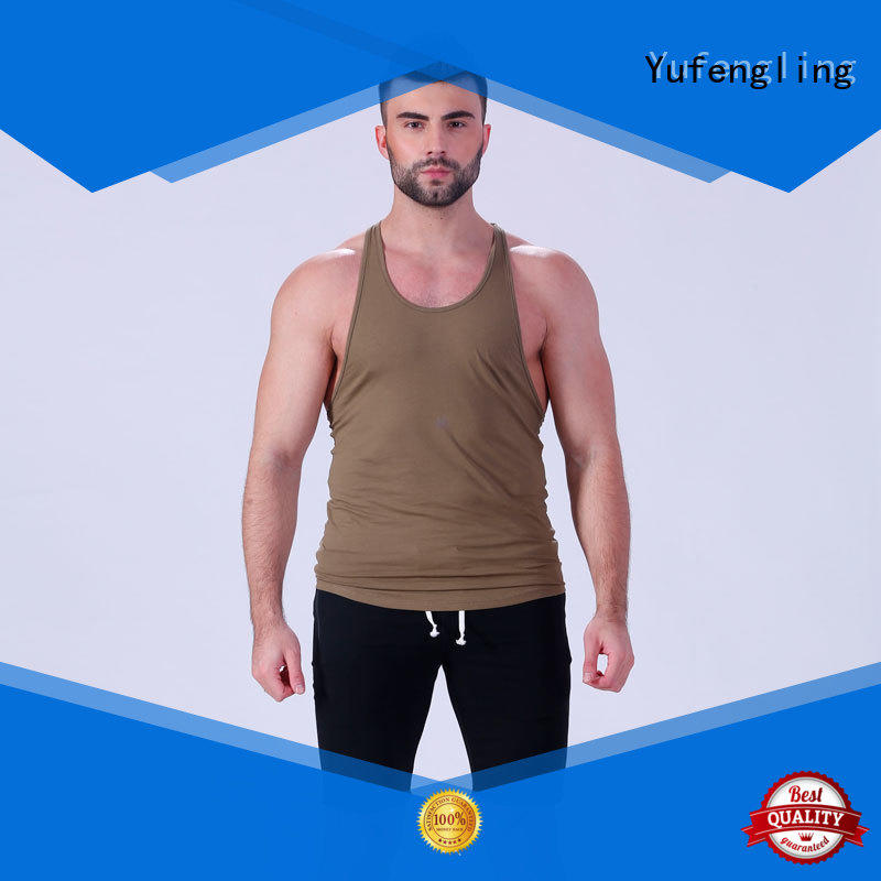 magnificent men stringer fitness exercise room Yufengling