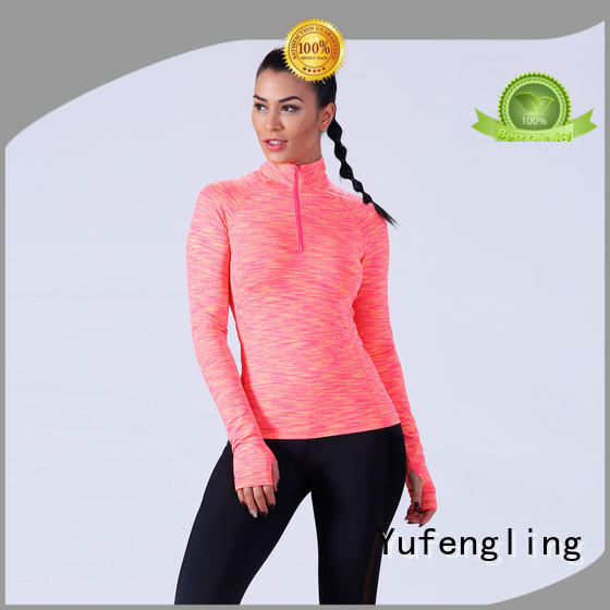 Yufengling fitness-wear best t shirt design fitting-style for training house