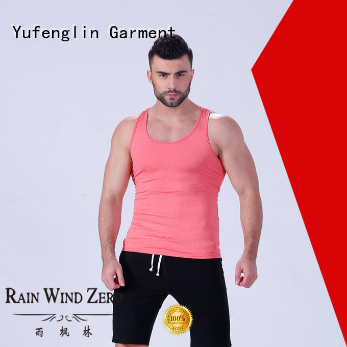 stringer gym tank top fitting-style gymnasium