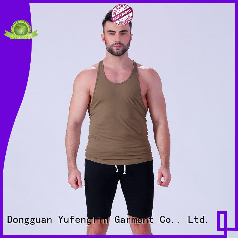 male tank tops oem wholesale for training house