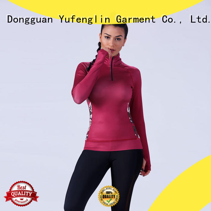 Yufengling stunning t shirts for women o-neck for training house