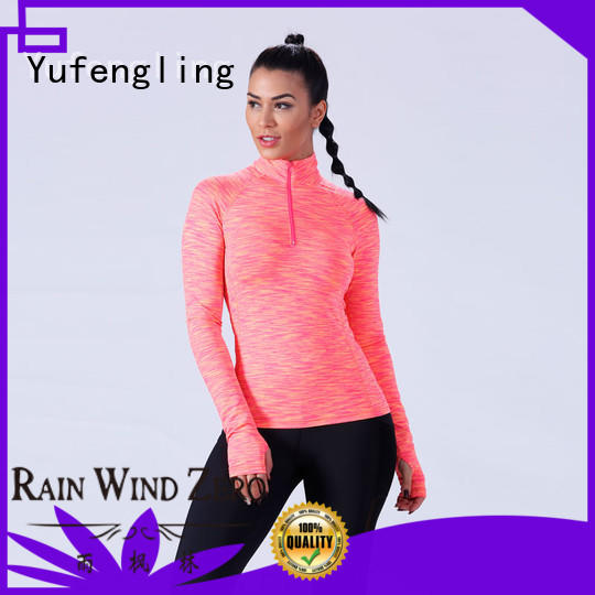 Yufengling magnificent ladies long shirts yfltp01 suitable style