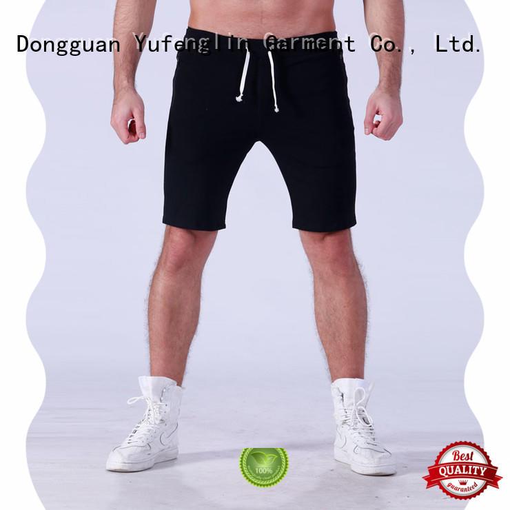 mens sports shorts gym gymnasium Yufengling