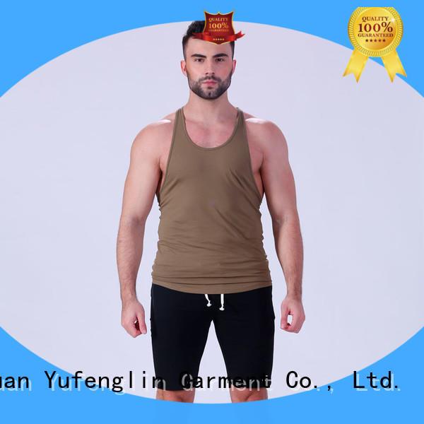 tops men stringer quality yoga room Yufengling