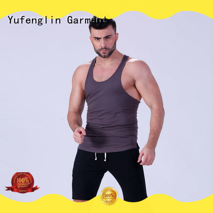 fit gym stringer wholesale for training house Yufengling