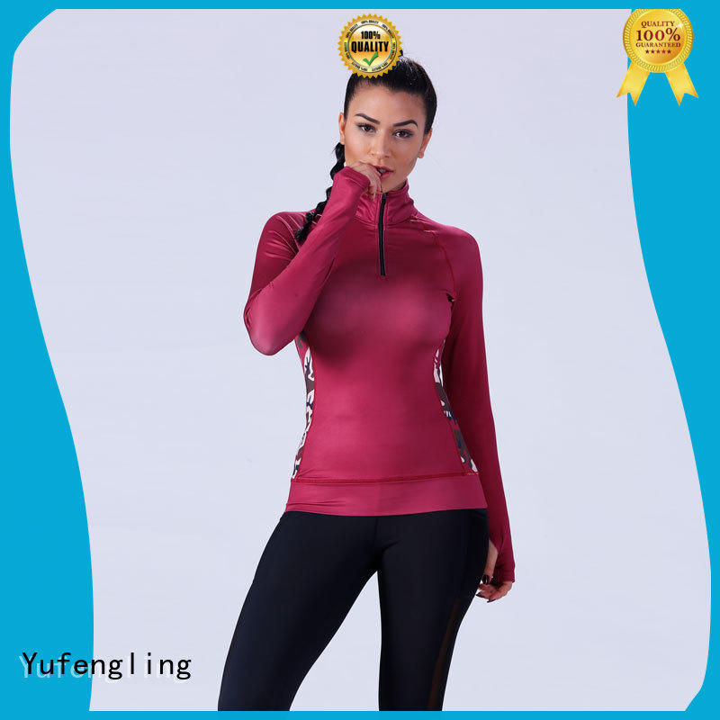 magnificent women's t shirts gym manufacturer for training house