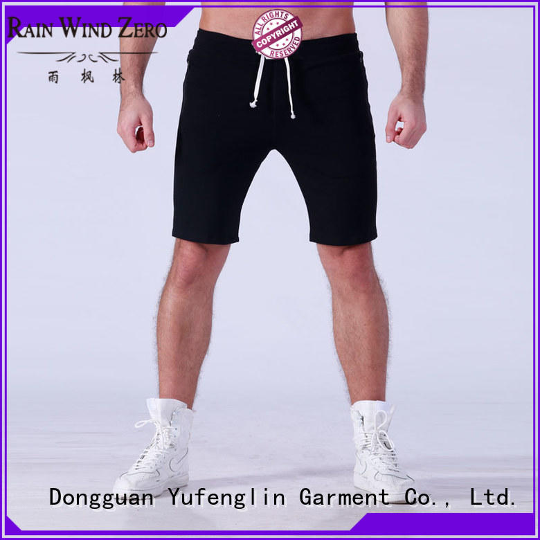 Yufengling stable sports shorts for men wholesale fitness centre