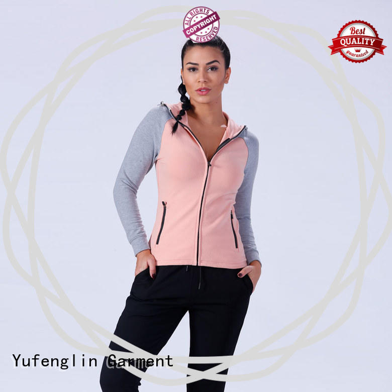 gym womens sweatshirts wholesale customization Yufengling