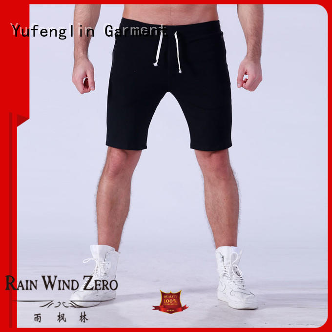 Yufengling running mens workout shorts wholesale yoga room