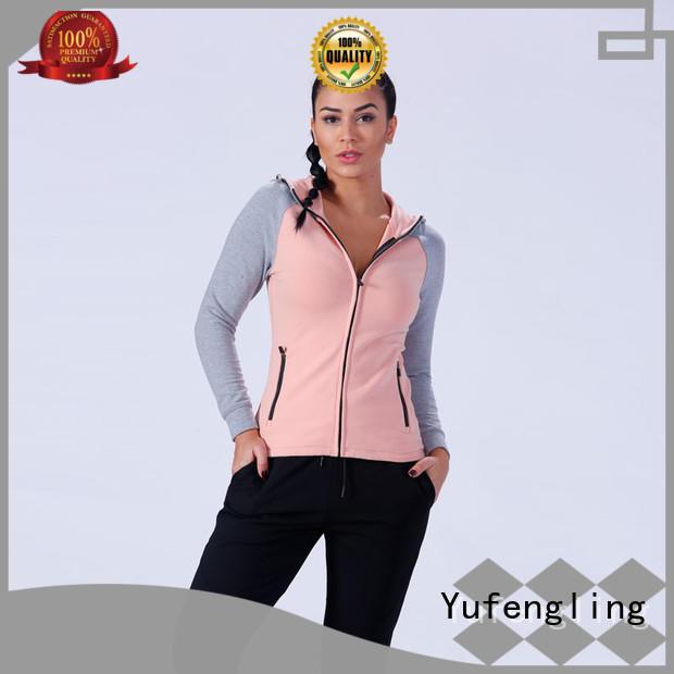 Yufengling womens sweatshirts for training house