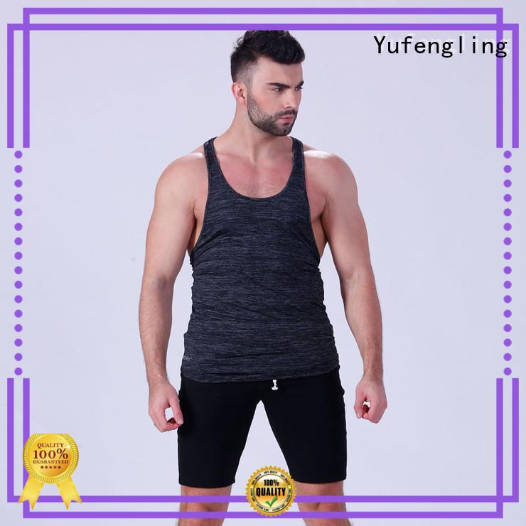 Yufengling stringer gym stringer wholesale exercise room
