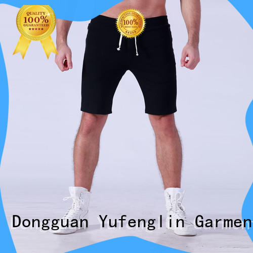 blank mens sports shorts wholesale for training house Yufengling