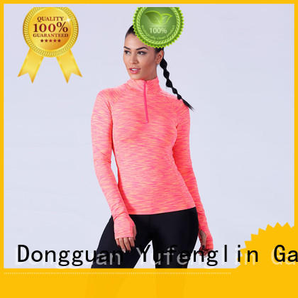 Yufengling alluring customize t shirts for-womans suitable style