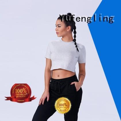 Yufengling stunning women's t shirts o-neck for training house